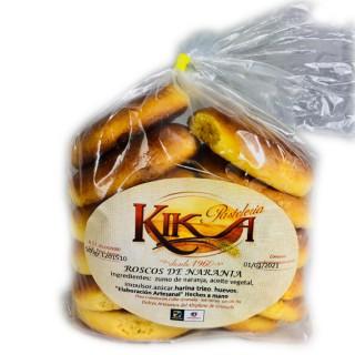 Roscos de naranja | 500 g.
