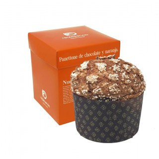 Panettone Chocolate y...