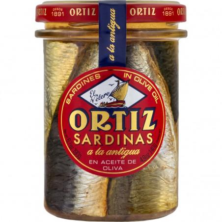 Sardinas en aceite de oliva...