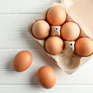Huevos camperos (media docena)